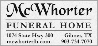 McWhorter Funeral Home
